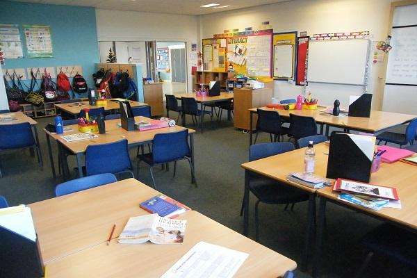 Upper Classroom